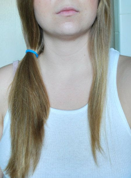 The Diy Dip Dyed Hair Updated