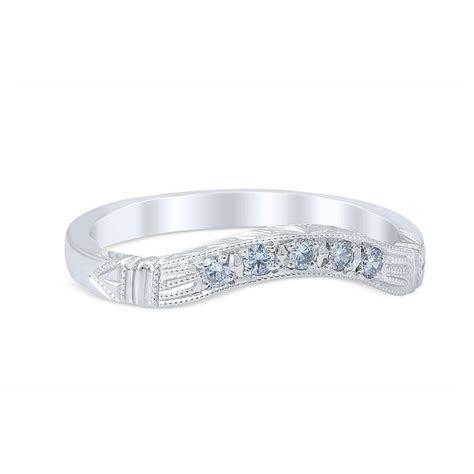 Vintage Style Edwardian Blossom Die Struck .56cttw Diamond