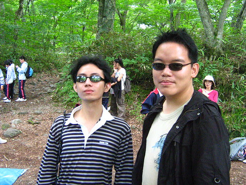 With Jadz of Philippines