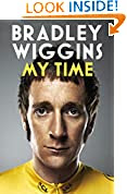 Bradley Wiggins: My Time by Bradley Wiggins book cover