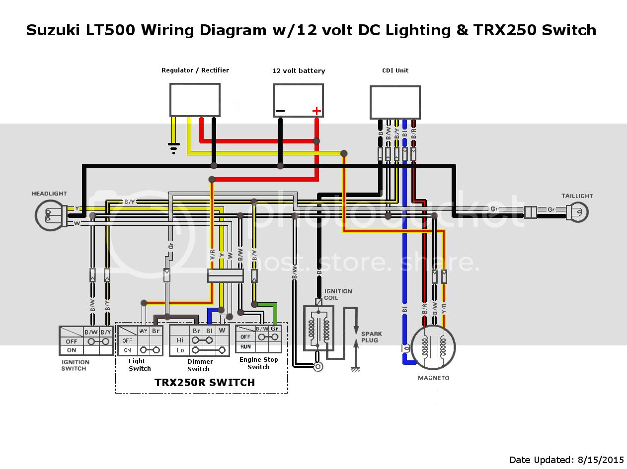 Z400 Wiring Diagram