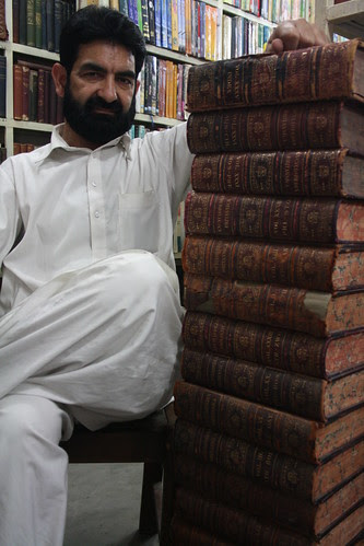 The Book Seller of Lahore