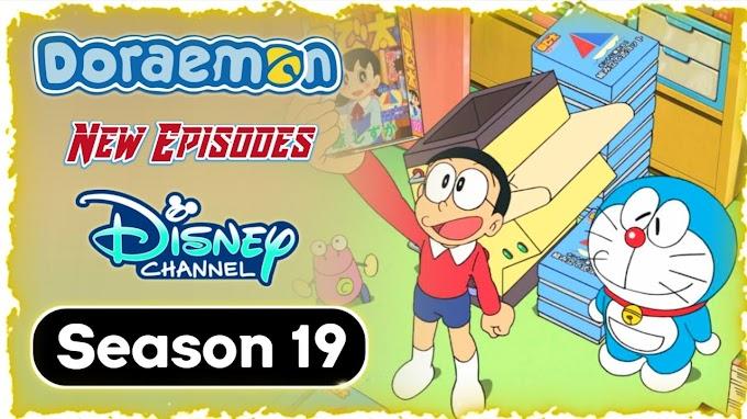 Doraemon Season 19 Hindi–Tamil–Telugu Episodes Download