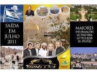 Trazendo a Arca promove caravana à Jordânia e Israel