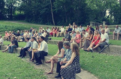Angi & Bret's polyamorous backyard wedding   Weddings and