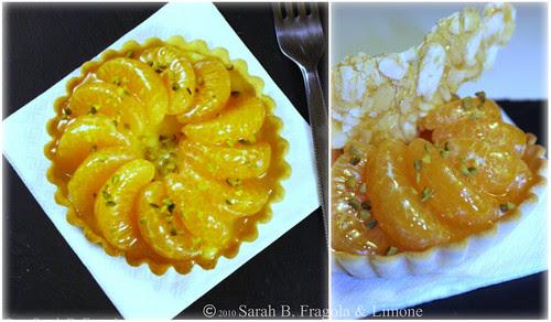 Collage mandarini
