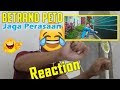 BETRAND PETO PUTRA ONSU - JAGA PERASAAN (Official Music Video) ~Reaction