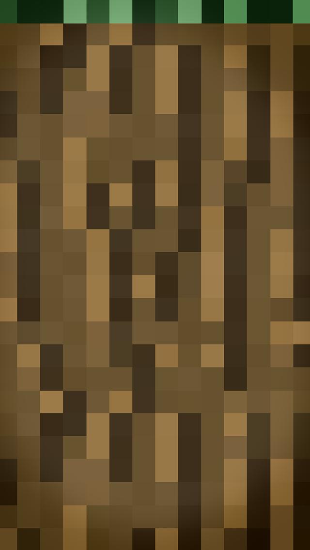 майнкрафт с деревяннымт текстурами #4