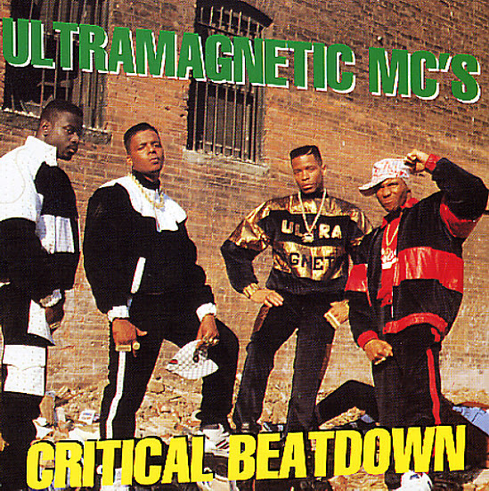 Ultramagnetic MC's – Critical Beatdown
