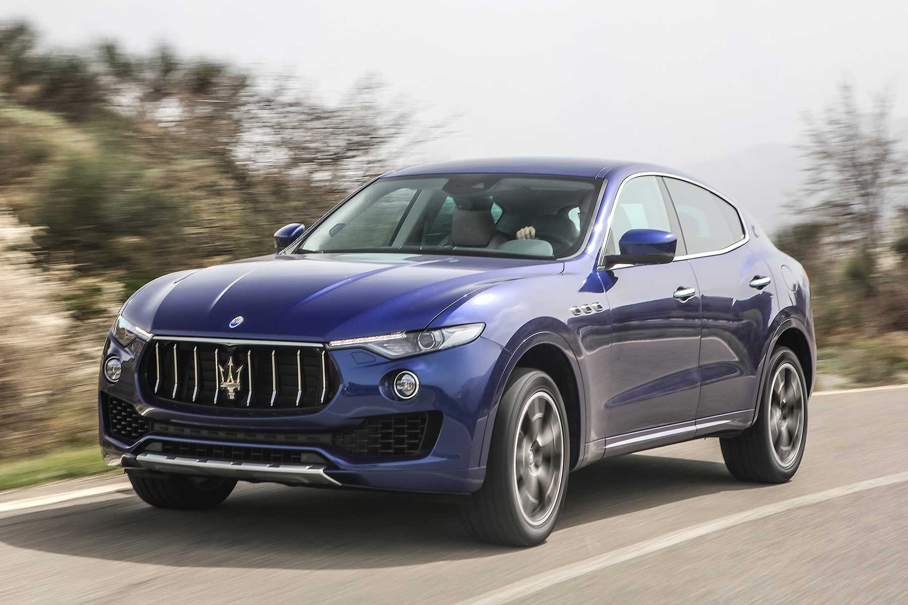 2016 Maserati Levante review: can Maserati really make an SUV ...