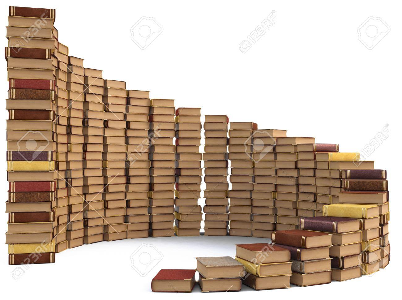 Resultado de imagen para pilas de libros