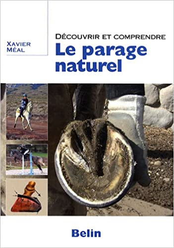 """Couverture de """"Découvrir et comprendre le parage naturel"""" et revue du livre."""