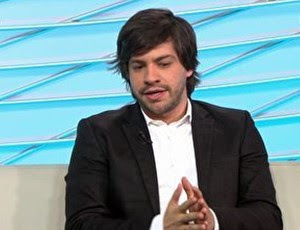 Ricardo Borges Martins, consultor do Bom Senso FC (Foto: Reprodução/SporTV)