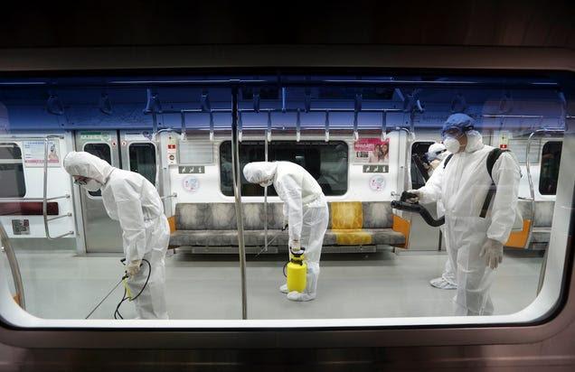 Cómo se está protegiendo Corea del Sur contra el brote del virus MERS