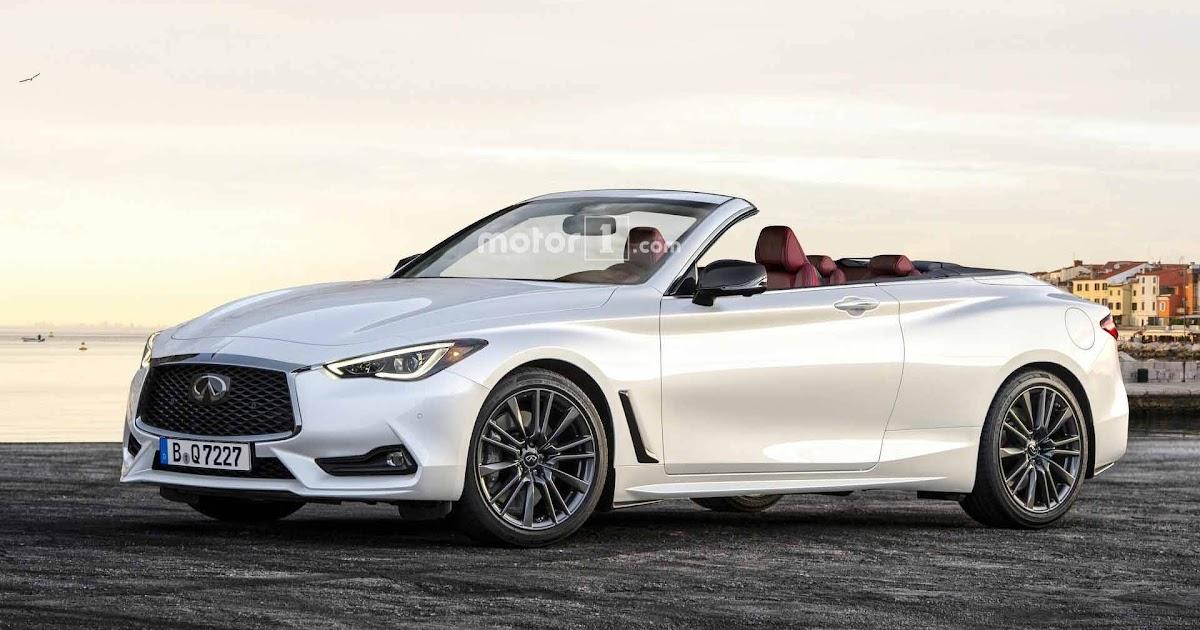 2021 infiniti q60 coupe convertible  car wallpaper