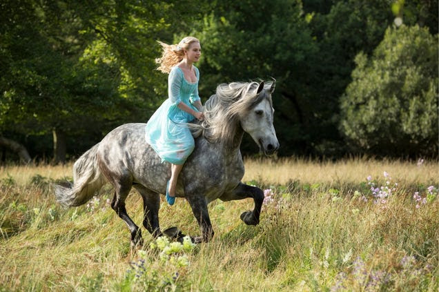 Cate Blanchett Blew Our Minds As Cinderella's Evil Stepmother
