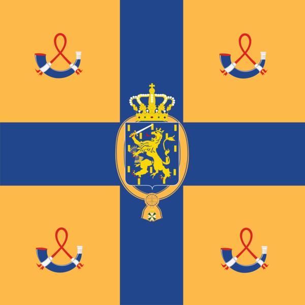 Archivo: Royal Standard de la Netherlands.PNG