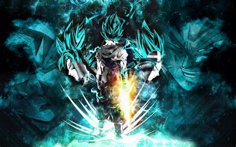 wallpapers super saiyan god  darkness dragon