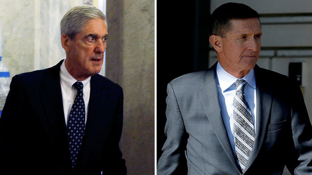 Mueller raises questions after seeking postponement of Flynn sentencing