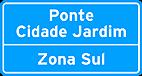 Placa de Identificacao nominal de pontes, viadutos, tuneis e passarelas 01