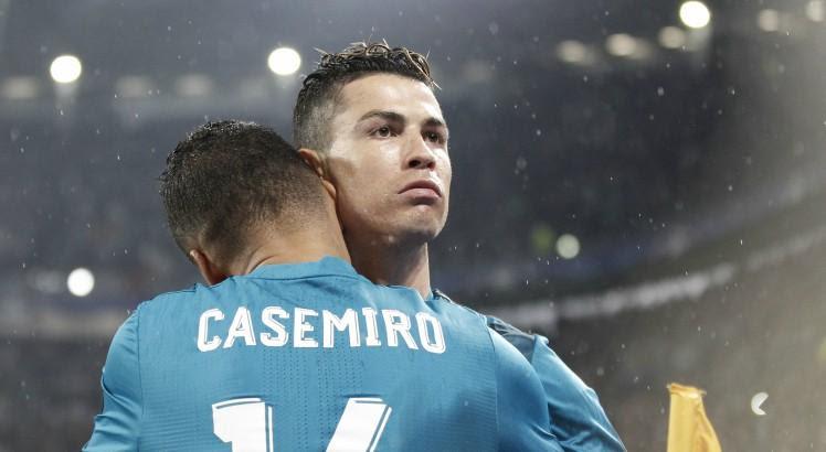 Ronaldo fez pouco da Juventus em campo / AFP