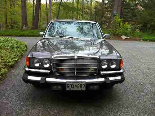 Buy used 1980 Mercedes-Benz 300SD Turbo Diesel. For Sale ...