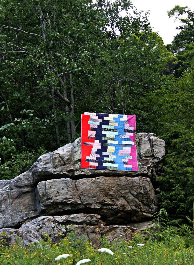 Shelburne Falls Quilt