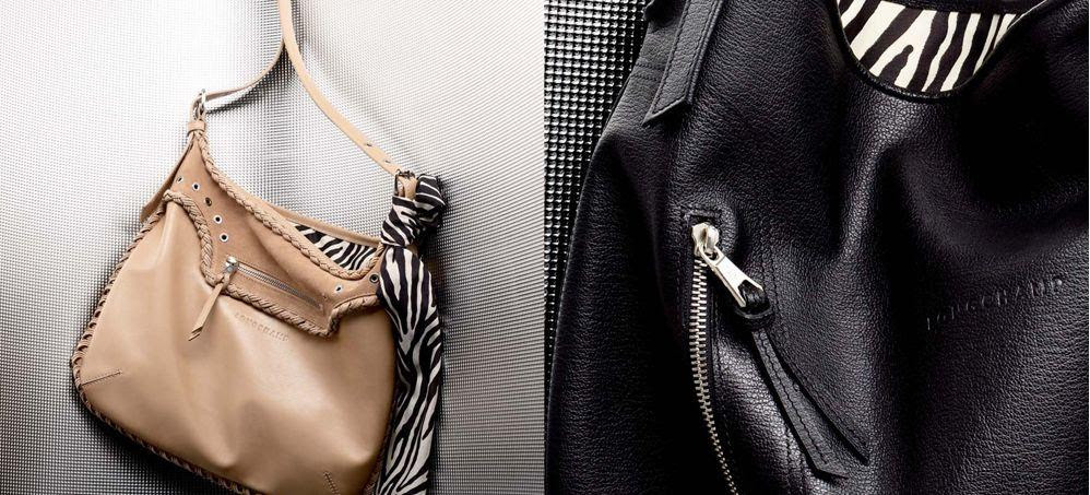 Kate Moss collection for Longchamp