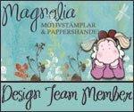 """Past Design Team Member for """"Magnolia Sweden"""""""