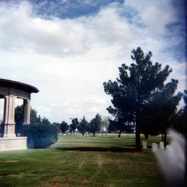 Ft. Bliss National Cemetery-Spirits Alive Here