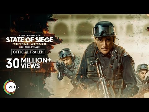 State of Siege Temple Attack Review: Akshaye Khanna's OTT Debut