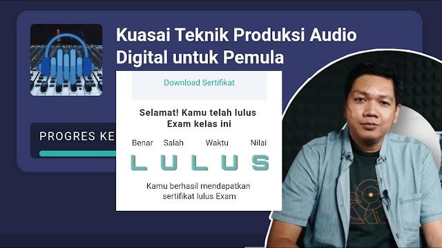 Kunci Jawaban Mid Test Kuasai Teknik Audio Mixing