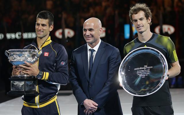 Australian Open, men's singles final: Djokovic vs Murray - As it happened...