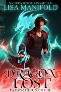 Dragon Lost by Lisa Manifold