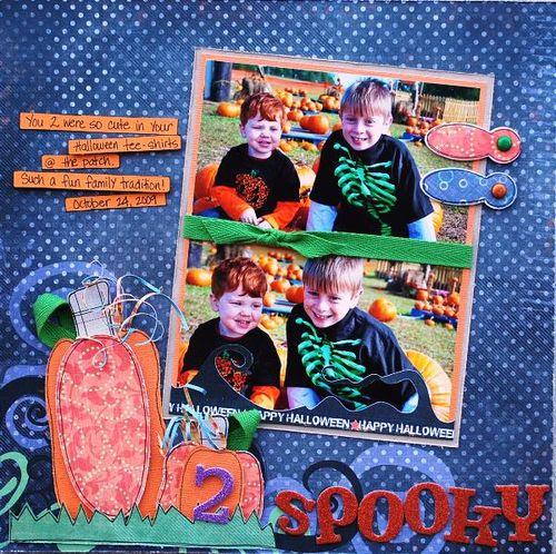 2 Spooky Nov DT