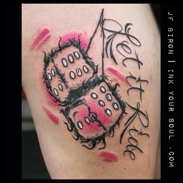 Bad Family Ride Tattoo