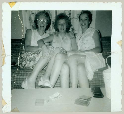 Trio of hotties