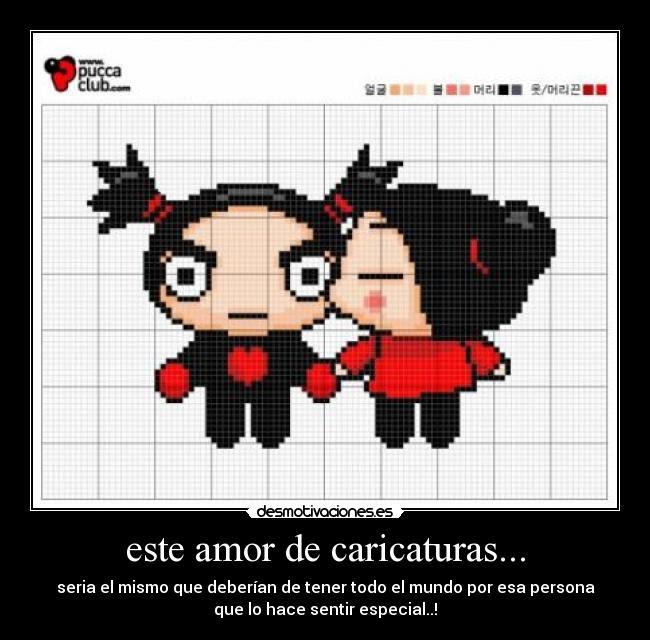 Este Amor De Caricaturas Desmotivaciones