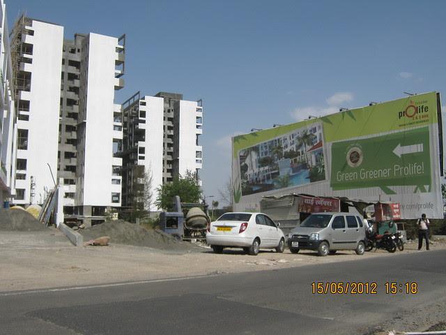 Site of Pristine Prolife Wakad - Visit Monarch Renaissance, 4 BHK 3 BHK & 2 BHK Flats at Wakad, Pune 411057