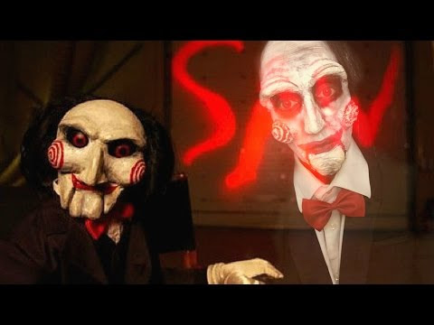 FX MAKEUP - Billy the Puppet (SAW)