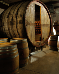 Worlds Largest Antique Wine Barrel Cellar Goes On Sale To The