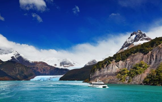 """Il lago """"Argentino"""""""