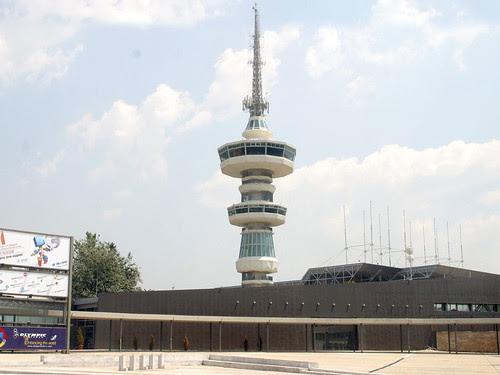 OTE tower, Thessaloniki