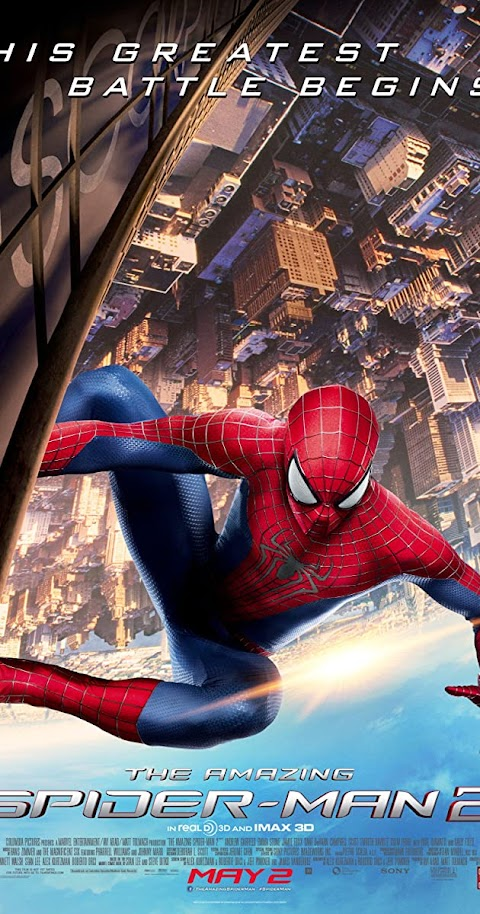 The Amazing Spider-Man 2 (2014) 480p 720p 1080p BluRay Dual Audio (Hindi+English) Full Movie