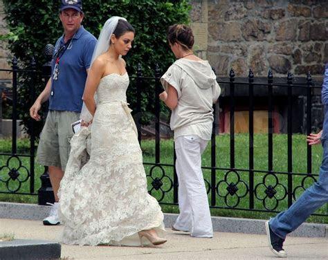 Mila Kunis and Mark Wahlberg Start Their Holiday Weekend