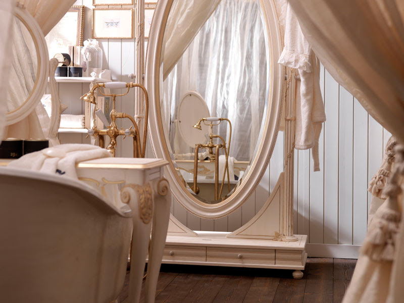 Beautiful Luxury Bathroom Designs – Collezione 1941 by Savio ...