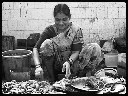 The Peaceful Kolis Of Bandra Bazar Fish Market by firoze shakir photographerno1