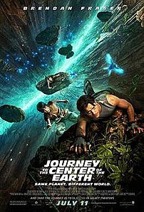 Film poster for Journey to the Center of the E...