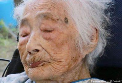 Com 117 anos morre pessoa mais velha do mundo