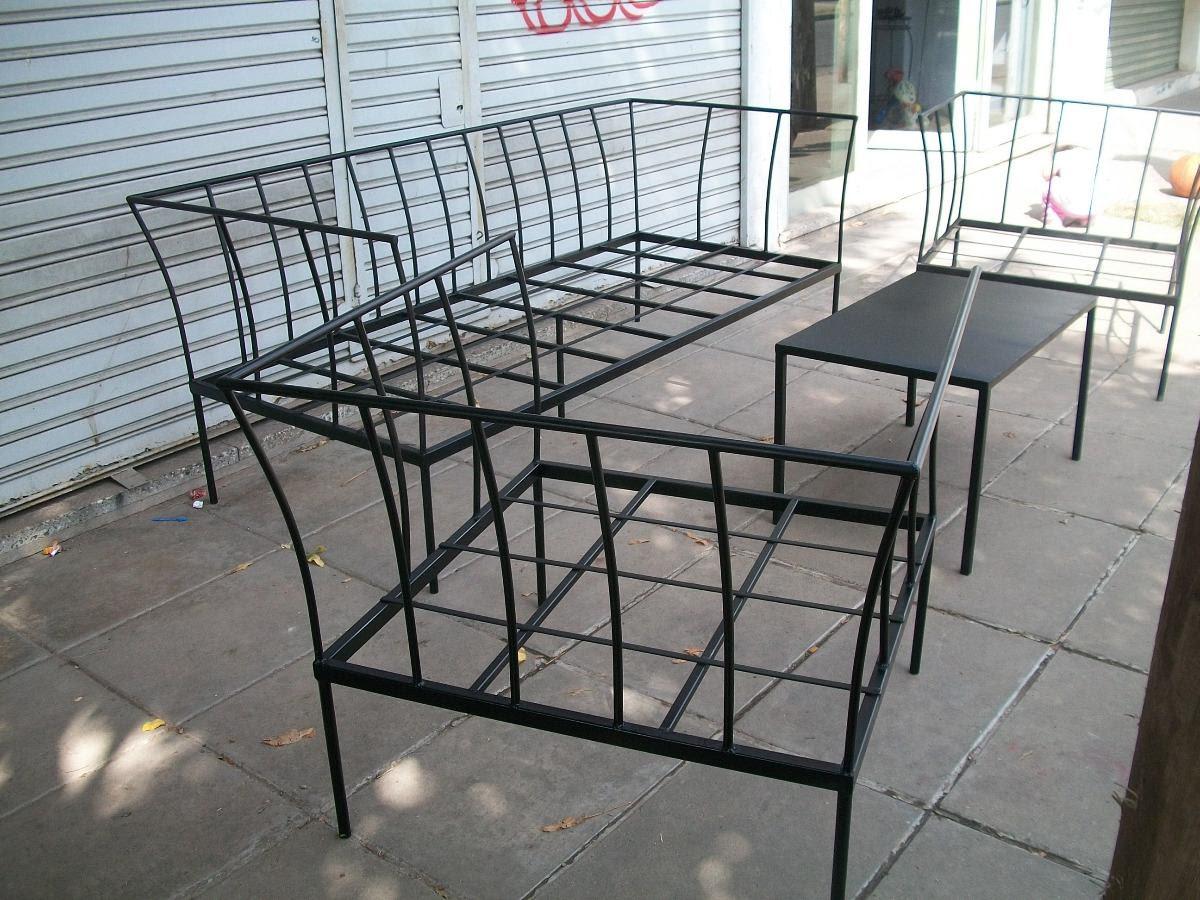 C mo decorar la casa sillones de jardin de hierro for Sillones jardin baratos